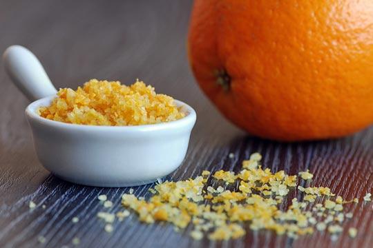 Блюда с апельсинами