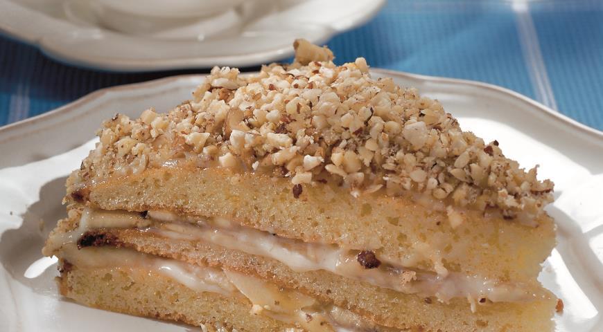 Рецепт Банановый торт