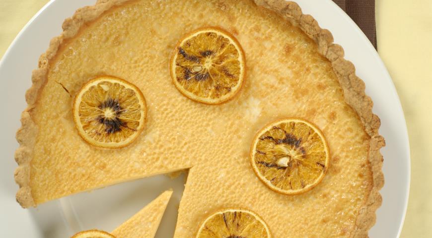 Рецепт Апельсиновый торт