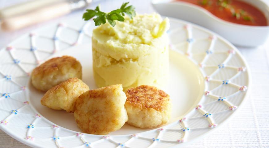 Рецепт Рыбные тефтели
