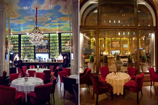 Антрекот — новый ресторан Москвы