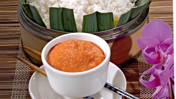 Рис. Блюда из риса