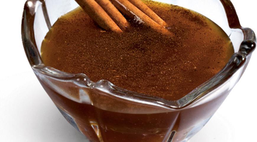 Рецепт Медово-пряное масло