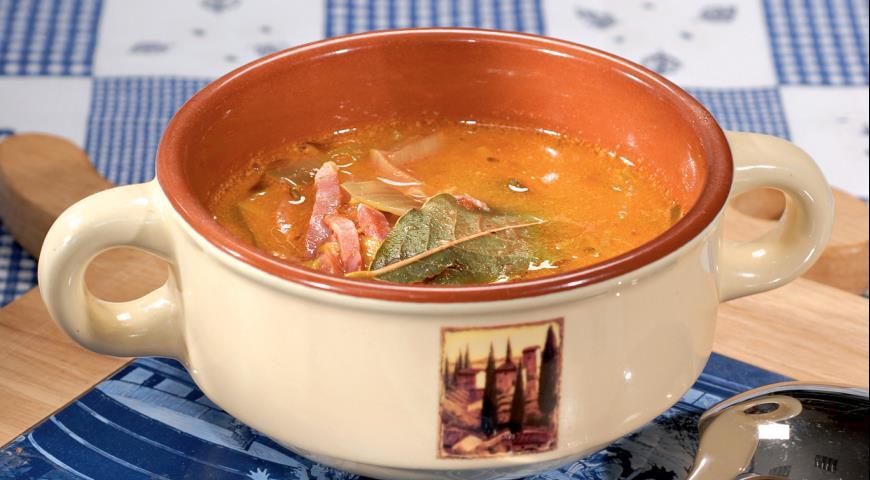 Рецепт Шверинский сырный суп