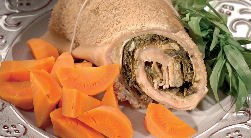 фото желудок говяжий