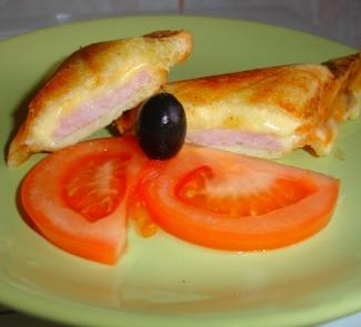 Рецепт Сэндвичи на завтрак