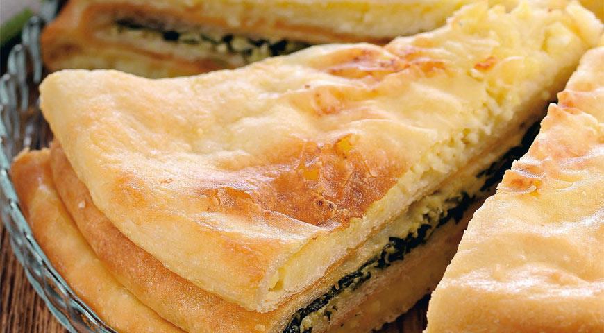 Рецепт Осетинские пироги