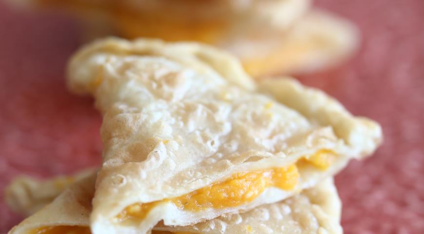 Рецепт Афганские пирожки болани с тыквой