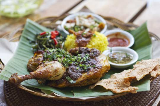 Кухня Малайзии