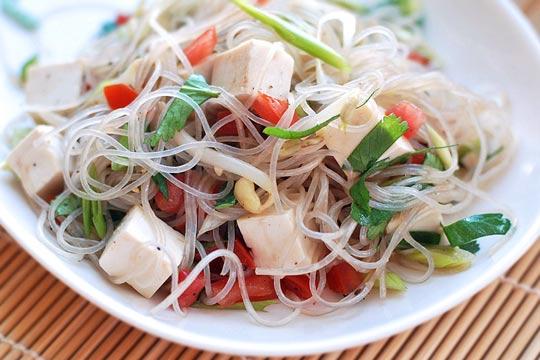 Что приготовить с тофу