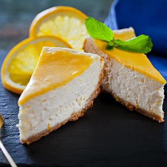 Рецепт Апельсиновый чизкейк в мультиварке