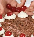 Шварцвальдский торт. Шаг 6