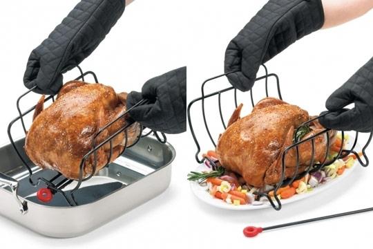 Решетка для запекания мяса