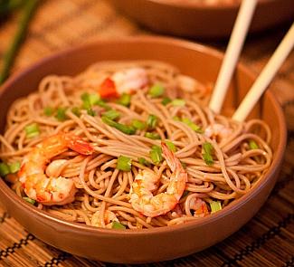 китайская лапша соба рецепт приготовления