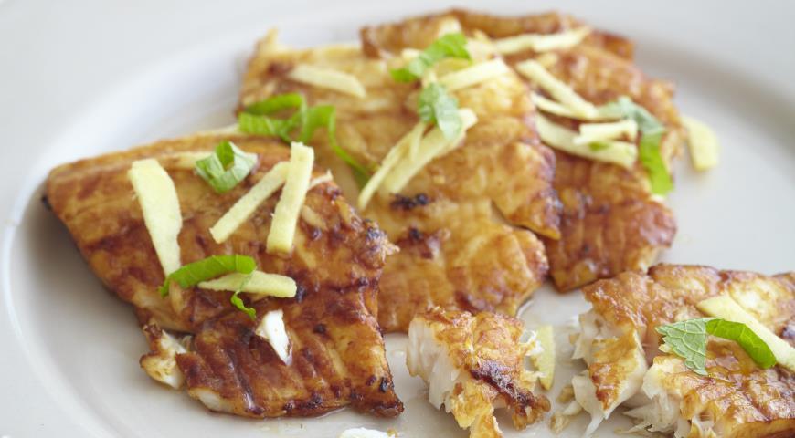 курица в маринаде терияки рецепт