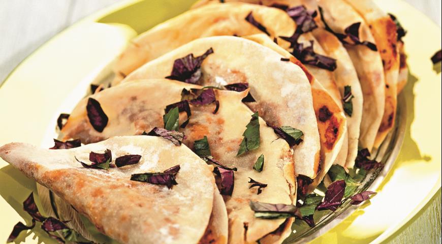 Рецепт Аджарские лепешки с бараниной