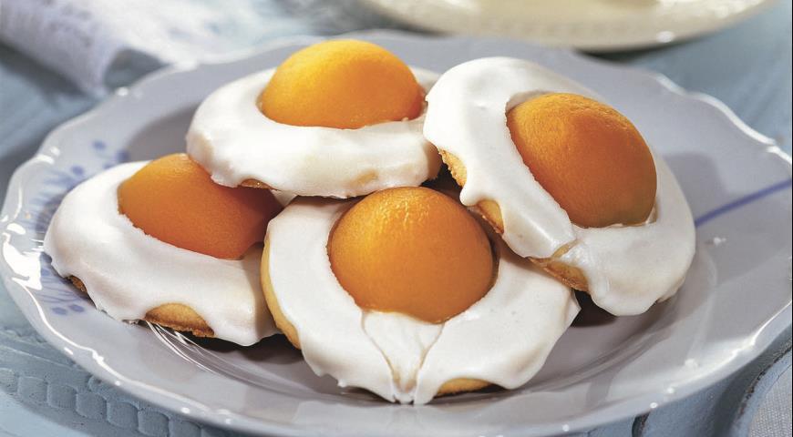 Рецепт Пасхальное печенье