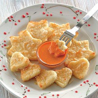 Рецепт Ньокки из манки с соусом из перца