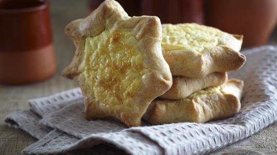 Рецепт калитки с картошкой