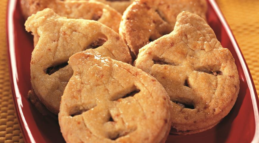 Рецепт Печенье на хэллоуин