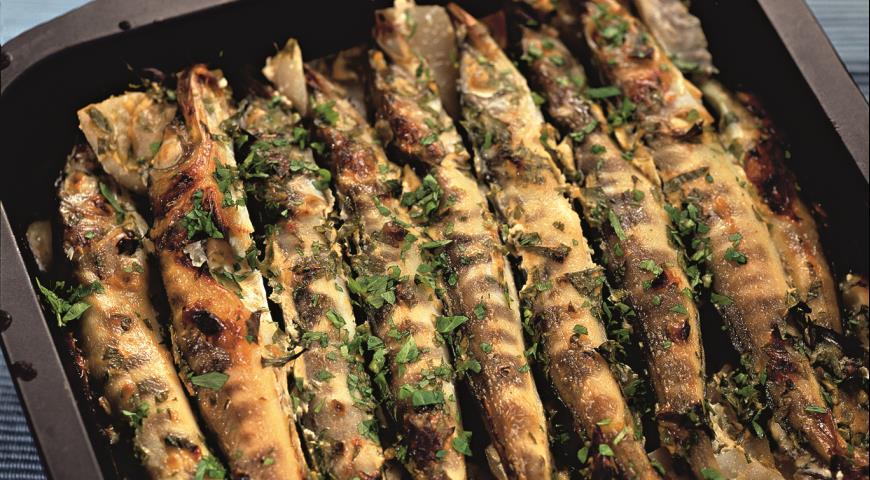 Рецепт Ледяная рыба под горчичным соусом