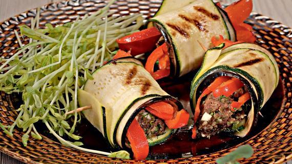 салат из руколы и сыра рецепт