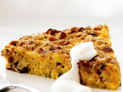 Рецепт Тыквенный пирог
