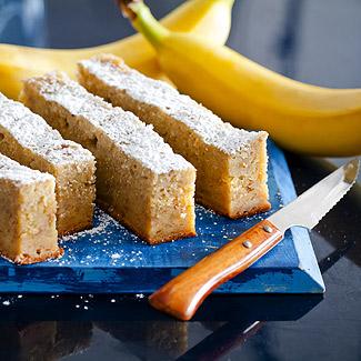 Рецепт Банановый кекс в мультиварке