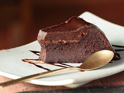 Рецепт Шоколадное пирожное с перцем чили