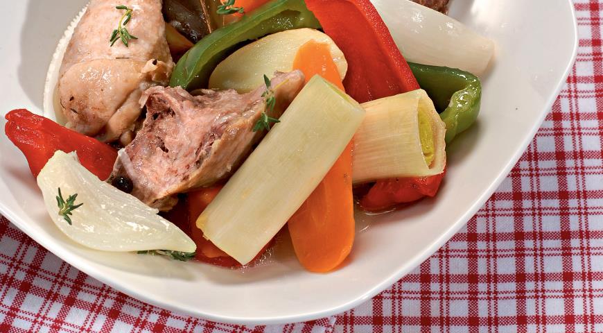 Рецепт Болито мисто, итальянское блюдо
