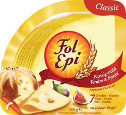 Фоль Эпи: варено-прессованный сыр