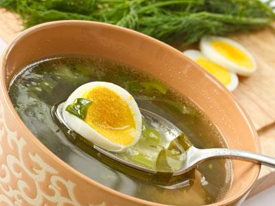 Щавелевый суп. Как приготовить щавелевый суп на Gastronom.