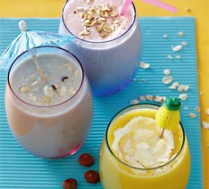 Спасительные смузи на завтрак, пошаговый рецепт с фото