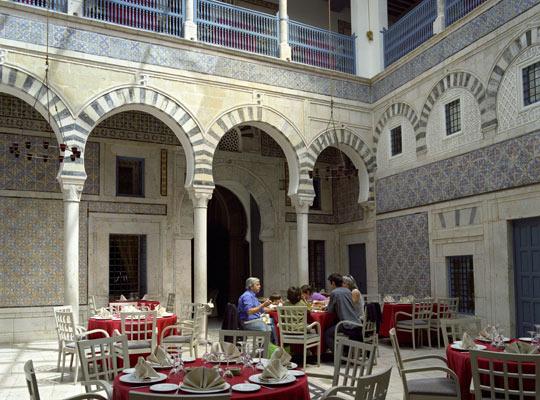 Путешествие со вкусом в Тунис