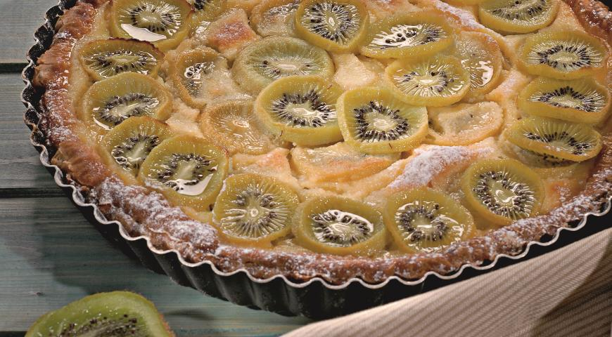 Рецепт Пирог с киви