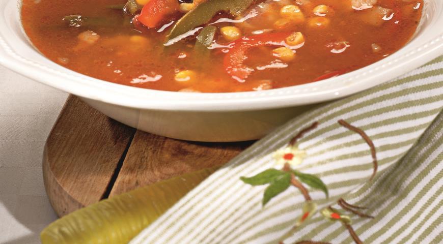 Рецепт Суп из сладкого перца