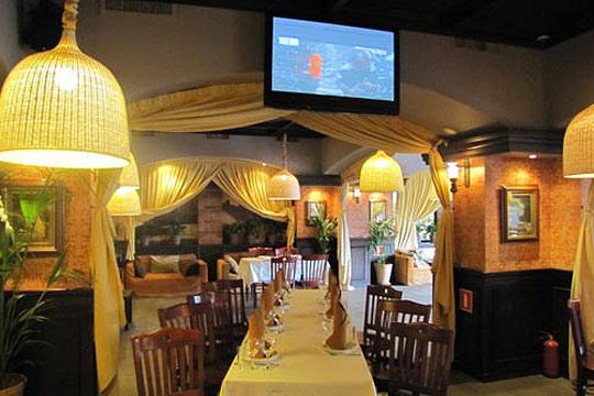 Где смотреть футбол. Смотрим Евро-2012 в пабах, ресторанах и спорт-барах Москвы