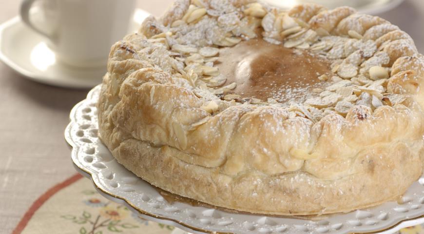 Рецепт Яблочный пирог Папаши Гастона