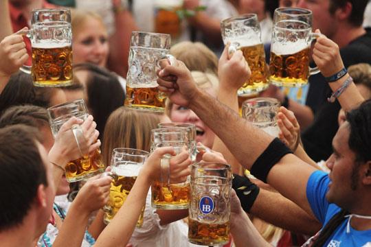Немецкие пивные: особые приметы