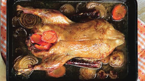 Рецепты из дикой утки с фото