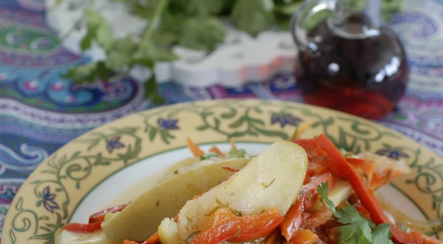 Рецепт Димлама, узбекское блюдо