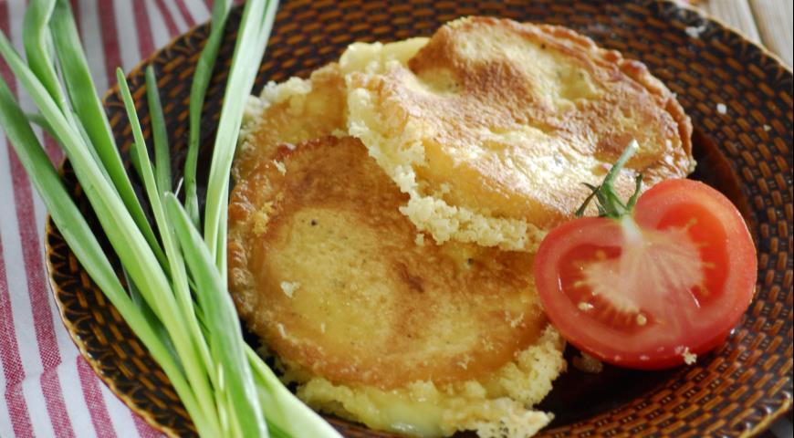 Рецепт Сыр в тесте