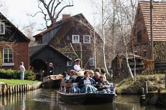 Тур выходного дня - путешествие в Шпреевальд