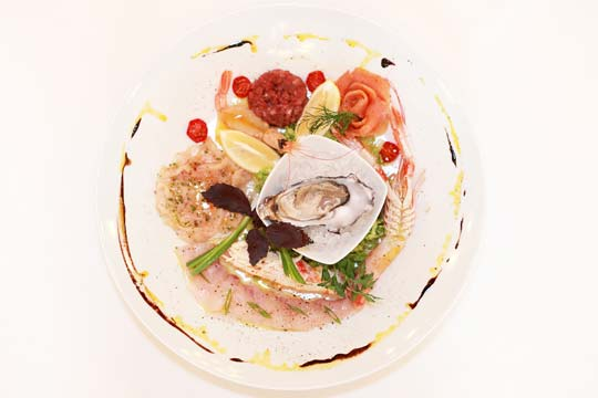 Рецепт салатов италии