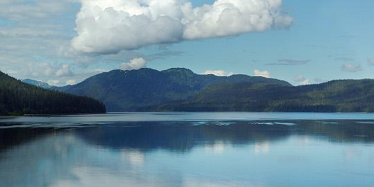 Морепродукты Аляски