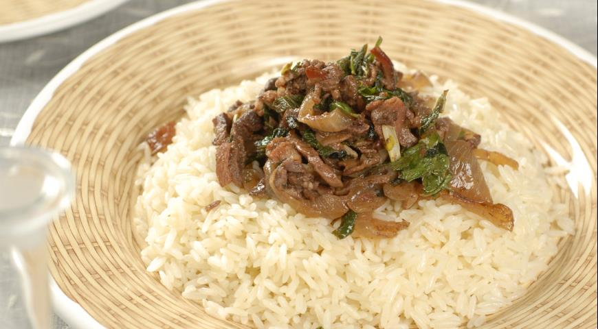 Рецепт Токань из баранины