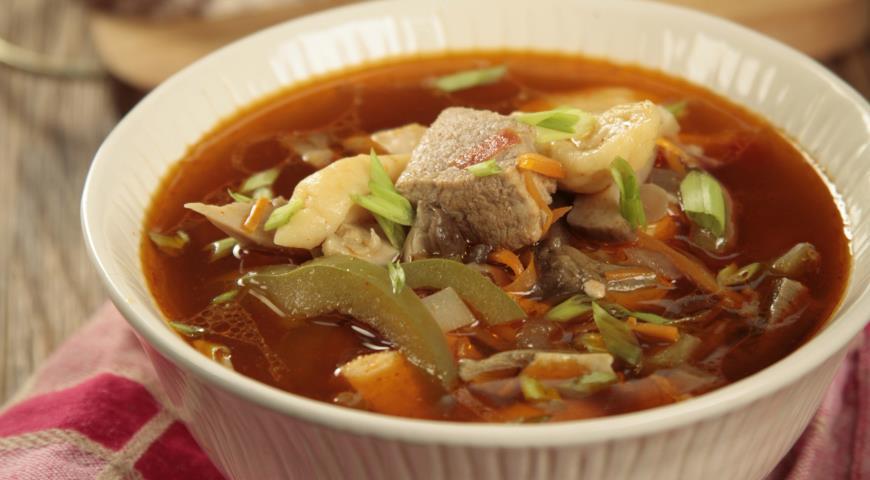 Рецепт Алфельдский суп