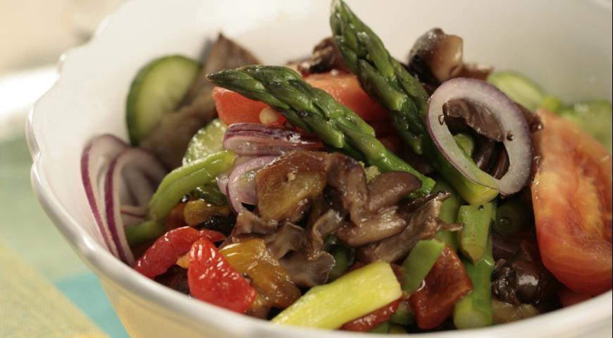 Рецепт Задунайский салат
