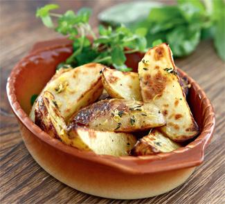 Рецепт Лимонная картошка