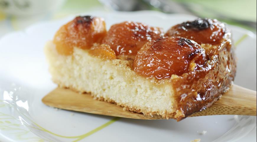 Рецепт Абрикосовый пирог